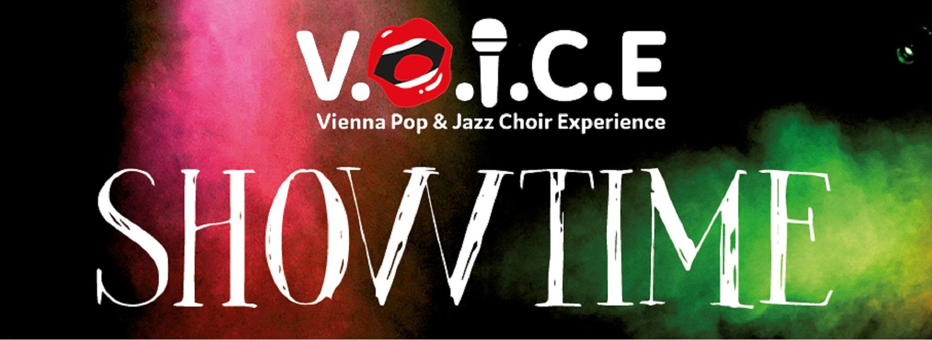 V.O.I.C.E SHOWTIME