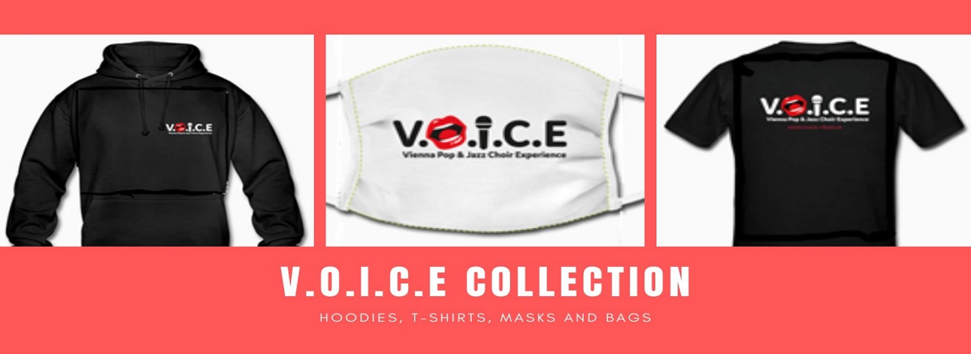 V.O.I.C.E KOLLEKTION