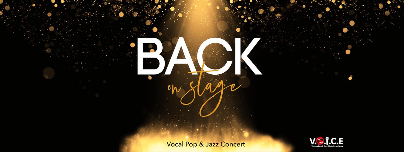V.O.I.C.E Back On Stage